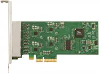 RouterBOARD 44Ge PCIe - 4 Gigabit Ethernet adapter (átalakító)