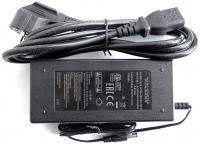 MikroTik 48V 96W DC tápegység + 3 eres tápkábel