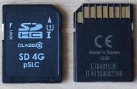 SD kártya 4GB