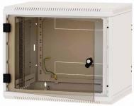 Triton 12U fali rack szekrény, 395 mm mély