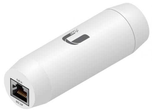 Ubiquiti 48V / 24V Gigabit POE adapter 802.3af, beltéri