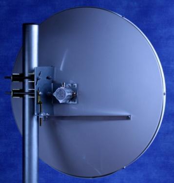 Jirous JRC-29 MIMO RPSMA parabola antenna pár 5GHz 29dBi