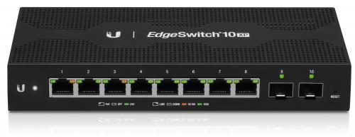 EdgeSwitch 10XP 10 portos POE switch