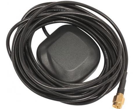 MikroTik GPS antenna, 5 méter SMA kábellel