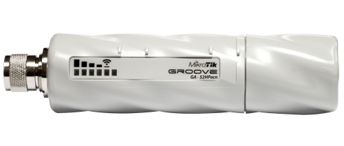 RouterBOARD Groove 52 ac kliens Level 3