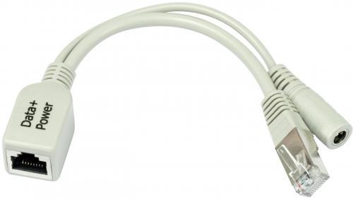 RouterBOARD Low-cost POE injektor
