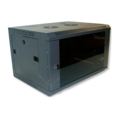 X-Tech - 18U fali rack szekrény 600x450