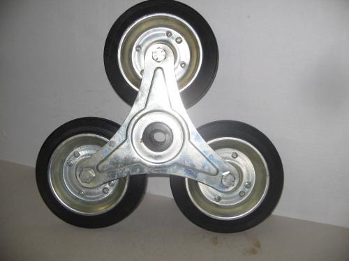 Lépcsőnjáró kerék 150 mm