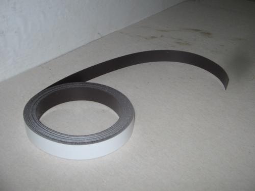 Jelölő feliratozó mágneses tábla 2,5x5 fm