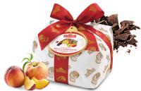 Albertengo panettone őszibarackkal-csokoládéval 1kg