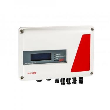 Solaredge SE Safety & Monitoring Interface