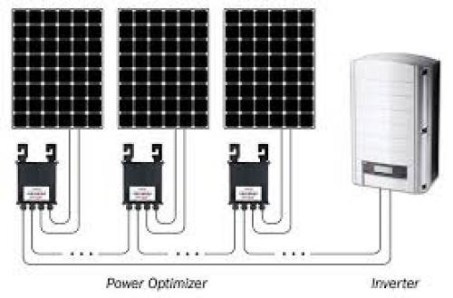 Solaredge SE8K inverter