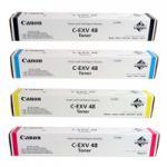 Canon CEXV-48 BK/C/Y/M Toner indulókészlet