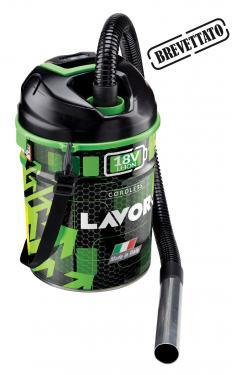 LAVOR FREE VAC 1.0 akkumlátoros hamuporszívó, száraz porszívó