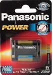 Panasonic 2CR5M Lithium elem 6V