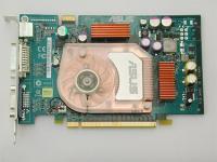 Asus Extreme N6600GT (EN6600GT/TD/128M/A) videókártya