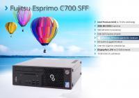 Fujitsu Esprimo C700 SFF