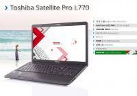 Toshiba Satellite Pro L770-13G