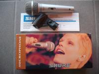 Shure 8800A dinamikus mikrofon