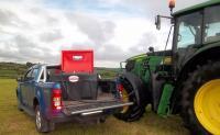 1. Mobil Point a Diesel üzemanyagkút - 230 literes