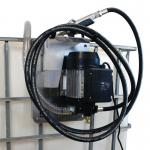 1. <> ÚJ 640 L-es IBC ADR / UN gázolaj tároló és szállító tartály + KIT