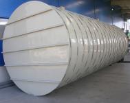 4. 50 m3-es földbe süllyeszthető pp. műanyag tartály
