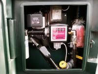 3. 6000 literes üzemanyagtartály