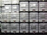 2.1 - Felújított, IBC, ADR / UN, 1000 L-es tartály / konténer