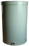3. Műanyag, nyitott 200 literes tartály ( csak tartály)