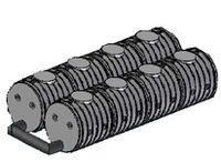 8.1 - UNITANK - 20 m3-es szennyvízgyűjtő tartályrendszer