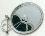 4. Komplett rozsdamentes tömlős fedél d = 610 mm