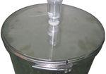 1. Rozsdamentes zárógyűrű, 312 mm