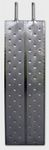 2.4.  Rozsdamentes acél hűtő - fűtő panel, RHP 1250