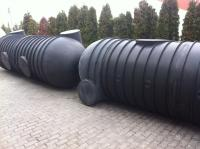 1.7 - 10000 literes PE szállító tartály