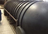 2.5 Szállító keret 7500 literes PE tartályhoz