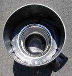 Előszűrő esővízgyűjtő tartályokhoz H-50 I.
