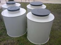 1.5 Műanyag tartály 300 literes