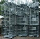 1.  Újszerű rács és raklap 1000 literes IBC tartályokhoz