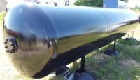 UNITANK-7,5 m3-es acél tűzi-víz tároló tartály