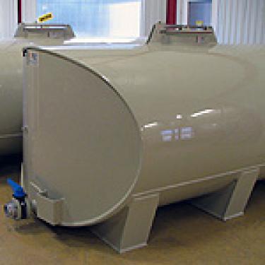 2. 4 m3 -es PP. műanyag szállító tartály