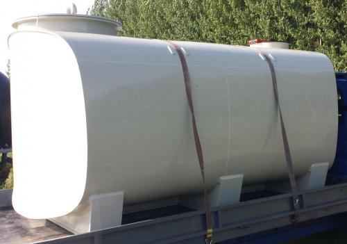 5. 10 m3 -es PP. műanyag szállító tartály