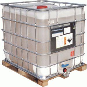6. - IBC, 1000 L-es, minőség csökkent tartály / konténer
