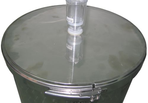 5. Rozsdamentes zárógyűrű, 624 mm