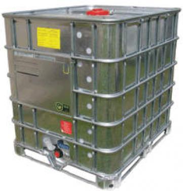 4.2.  SX-EX Tiszta, ADR / UN, IBC, 1000 L-es tartály / konténer fémborítású - SCHÜTZ