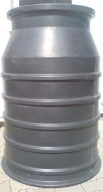 2.3 - DN 800 S szennyvíz átemelő akna BT 6877 K SPECIAL szivattyúval