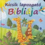 Kicsik lapozgató Bibliája-Képes gyermek Biblia    NEM KAPHATÓ