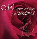 Immanuel sorozat / Mily gyönyörűséges a te szerelmed-piros