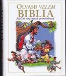 Olvasd velem Biblia- Képes