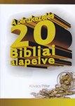 A pénzkezelés 20 bibliai alapelve