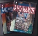 Átalakulások . DVD